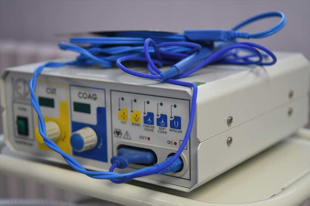 elettrochirurgia dermatologia